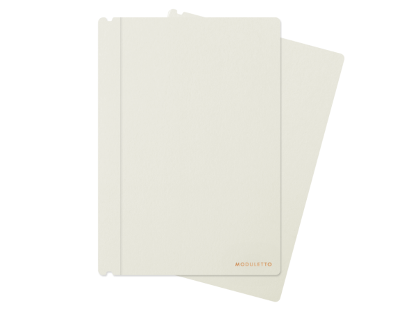 Moduletto ALTA NOTA Cover aus Baumwollpapier