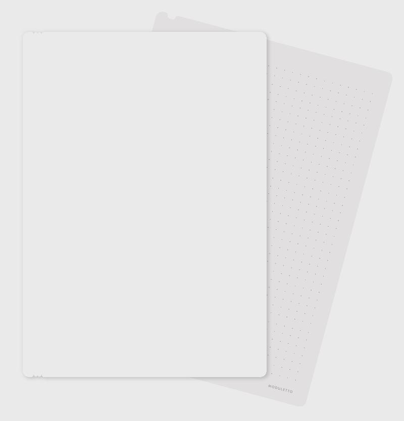 Grau Punktiert
